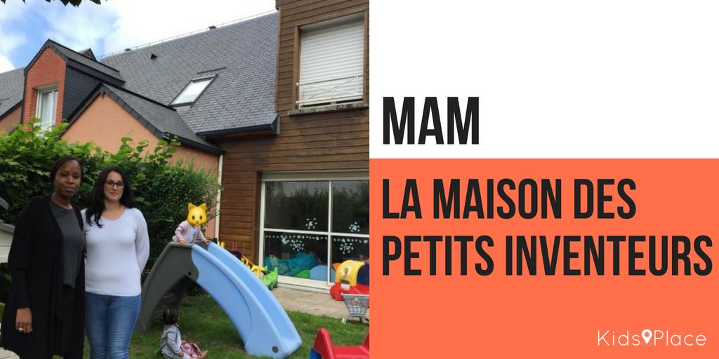 MAM - La maison des petits inventeurs