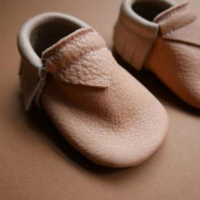 Petits moccasins French Blossom